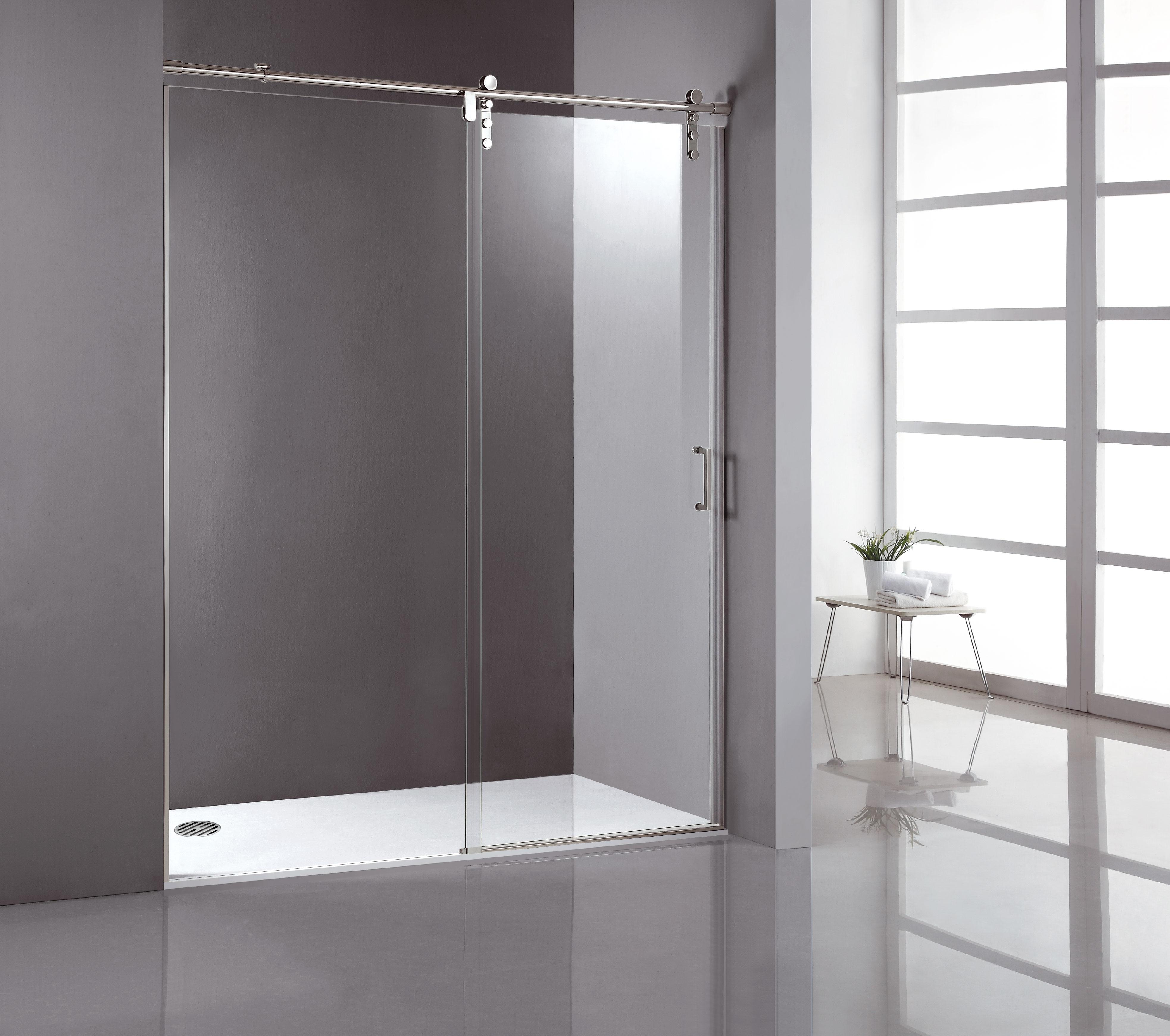 Como limpiar mamparas de las duchas conslymp a solo for Duchas modernas precios