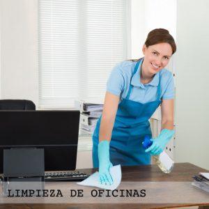 limpieza de oficina