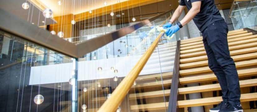 limpieza de hoteles